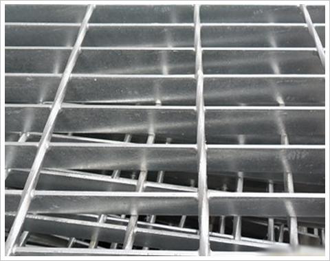 冷镀锌钢格板图片2