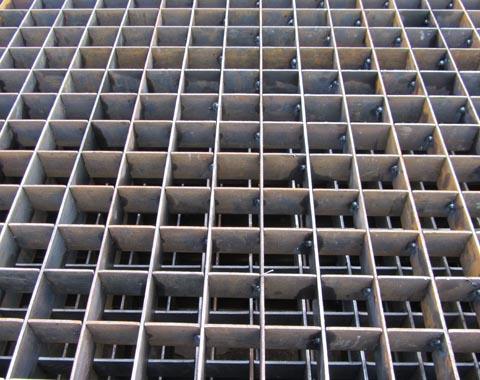焊接格栅板