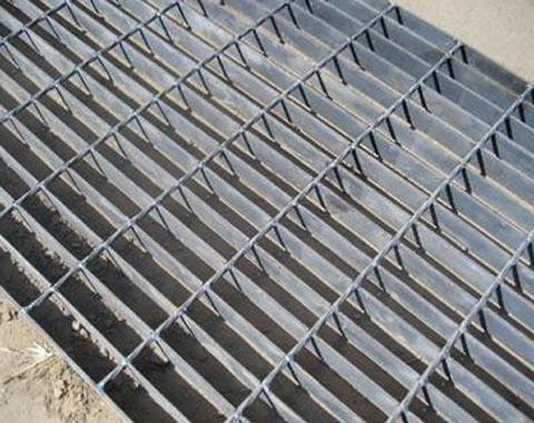 金属沟盖板