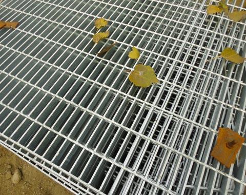 防滑钢格栅板图片2